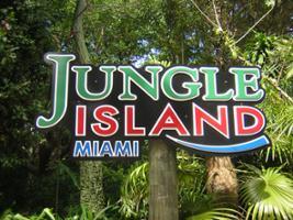 Jungle Island VIP Tour, Miami Area - FL