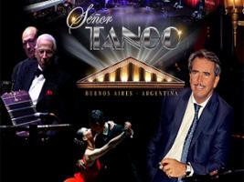 Señor Tango Show with Transfer, Buenos Aires