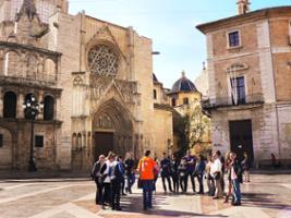 Tickets Valencia Essentials - Valencia Walking Guided Tour In Italian