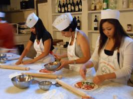 Pizza and Gelato Making Cooking Class, Florence