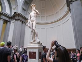 Florence Walking Tour with the Statue of David, Florence