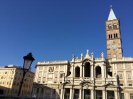Christian Rome, Rome