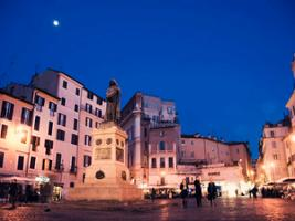 Rome Evening Tour with Spanish Steps and Trevi Fountain, Rome