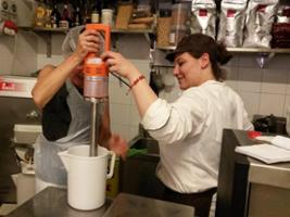 Tips & Tricks: Tiramisu and Gelato Making, Rome