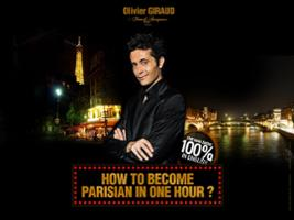 How to Become a Parisian in 1 Hour! Comedy Show in English by Olivier Giraud, Paris