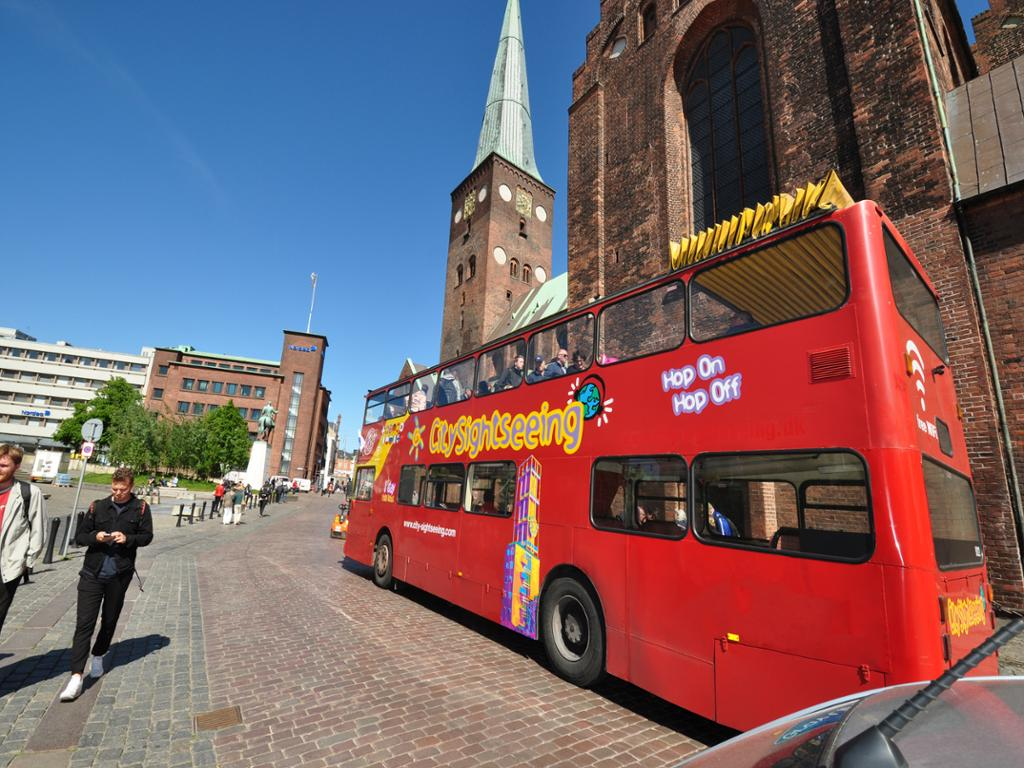 City Sightseeing Aarhus Hop On-Hop-Off