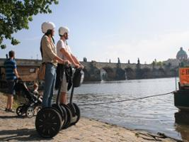 Lookout Tower Segway Tour, Prague