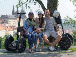 Prague Monasteries Segway Tour, Prague