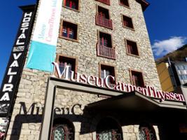 Ski Pass Pal Arinsal + Museo Thyssen