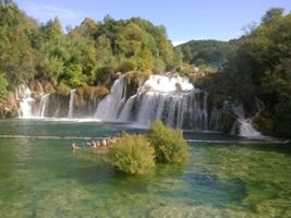 Krka Waterfalls Tour from Split and Trogir, Split-Middle Dalmatia