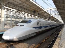 Shinkansen Bullet Train Ticket with Ticket Delivery to the Hotel, Tokyo