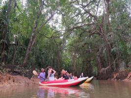 Full Day The Lost Zone Amazon And Takuapa Old Town, Khao Lak and Phang Nga