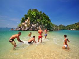 Full Day Sawasdee Hong Island Krabi - From Khaolak, Khao Lak and Phang Nga