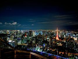 Mori Tower Observation Deck Roppongi Hills, Tokyo