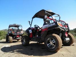 Quad or Buggy Safari from Paphos, Cyprus