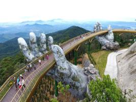 Full Day Golden Bridge Ba Na Hills, Hoi An - Danang - Central