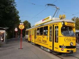 Vienna Ring Tram, Vienna