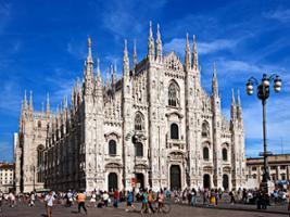Milan City Tour, Milan