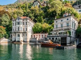 Lake Como, Milan