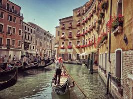 Venice, Milan