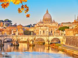 Rome Day Trip - by Train, Milan
