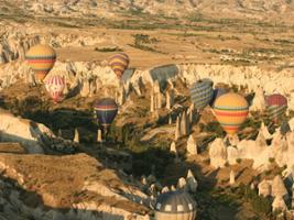 Experience Balloon Flight without Flying, Cappadocia