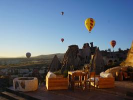 Photo Opportunity with Hot Air Balloons without Flight, Cappadocia