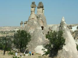 Cappadocia Morning Valley Tour, Cappadocia