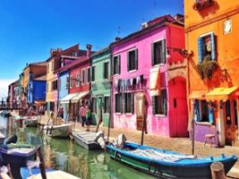 Murano and Burano Islands Tour with Lunch, Venice (and vicinity)