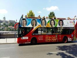Hop On Hop Off Tour, Budapest