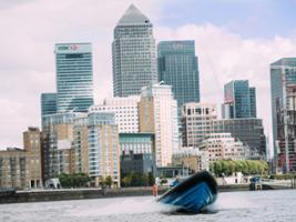 Jet Boat Tour: River Thames, London