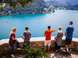 Lake Bled and Postojna Cave - Full Day Tour, Ljubljana