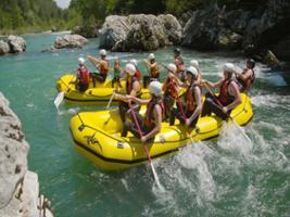 Raft'n Free Tour - Full Day Tour, Ljubljana