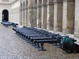Napoleon and the Invalides Army Museum, Paris