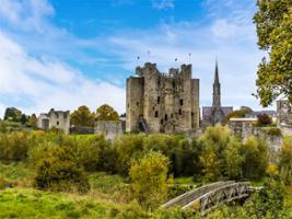 Boyne Valley, Celtic Ireland and Slane Castle Whiskey, Dublin