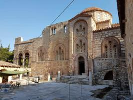 Ancient Cprinth and Dafni Monastery - Half day tour, Athens