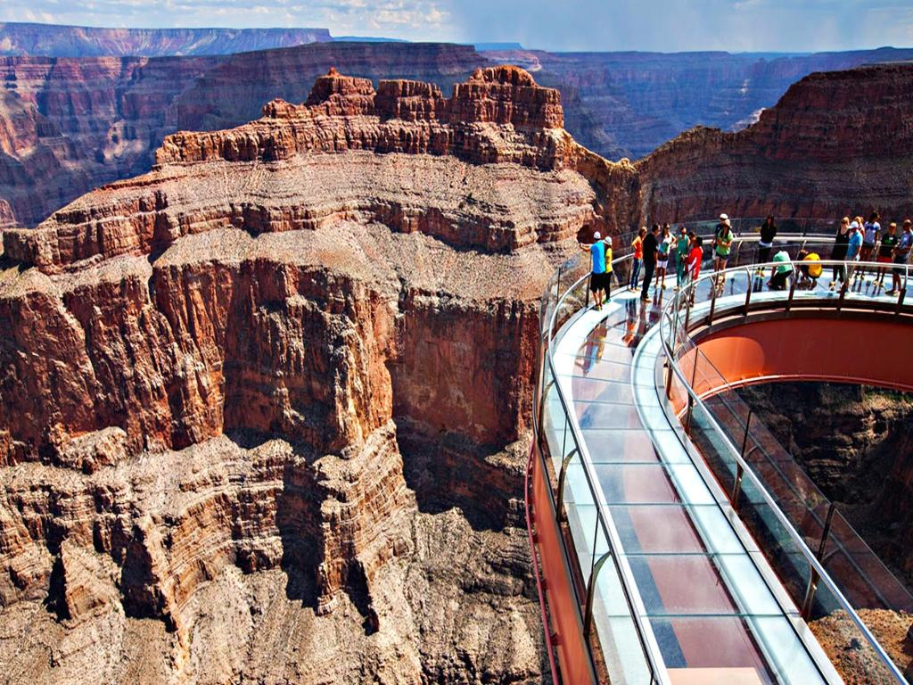 Grand Canyon West Rim Hotels Cars Activities Wise Travel