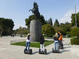 National Garden Segway Tour, Athens