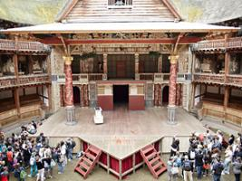 Shakespeare's Globe Guided Tour and A Midsummer Night's Dream Afternoon Tea with Prosecco, London