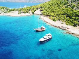 1 Day Cruise 4 ISLANDS - Hydra, Poros, Moni and Aegina - Semi-Private, Athens