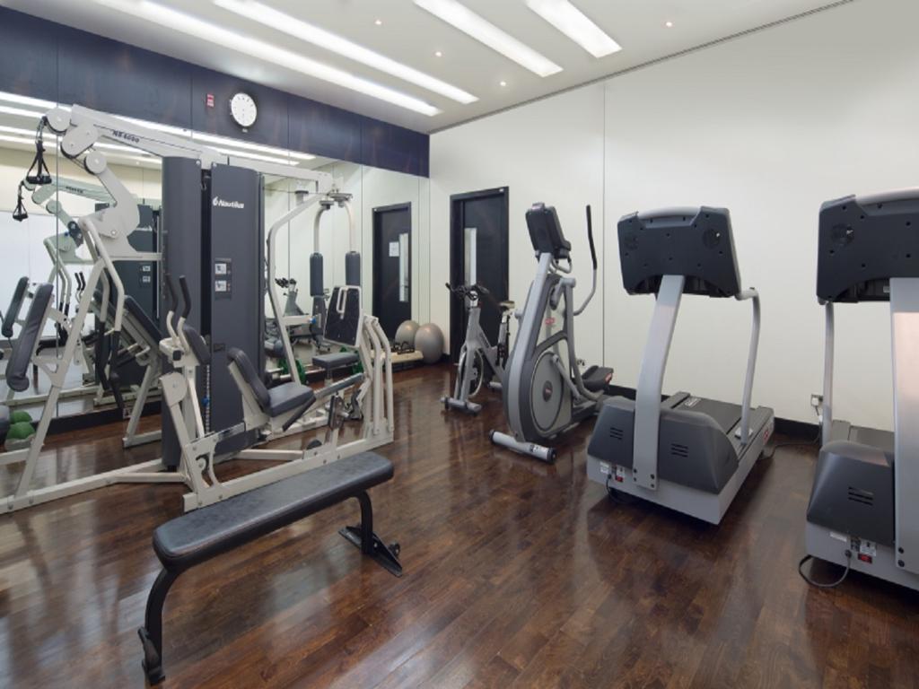 Dubai Airport Facilities at G-Force Health Club