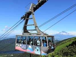 Day Mt. Fuji & Hakone Tour (Return by Motorcoach) - Without Lunch, Tokyo