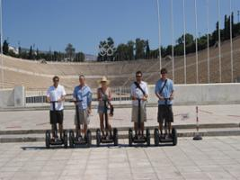 Olympic Games Segway Tour, Athens