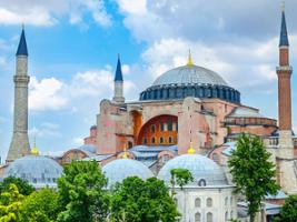 Fast Track: Hagia Sophia with a Historian Guide, Istanbul