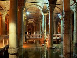 Fast Track: Istanbul's Basilica Cistern with a Historian Guide, Istanbul