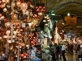 Grand Bazaar Tour with Historian Guide, Istanbul