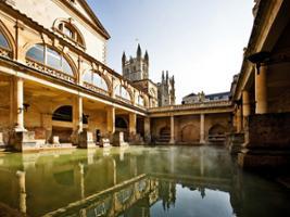 Bath, Avebury and Lacock Village, London