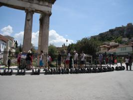 The Ultimate Segway Acropolis Tour, Athens
