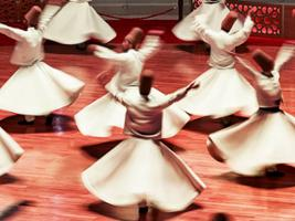 Whirling Dervish Ceremony in Istanbul, Istanbul
