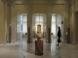 Benaki Museum - Entrance, Athens